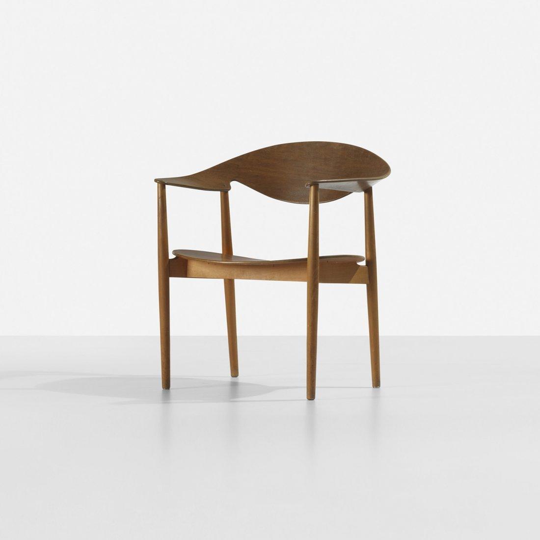 106: A. Bender Madsen and Ejner Larsen armchair
