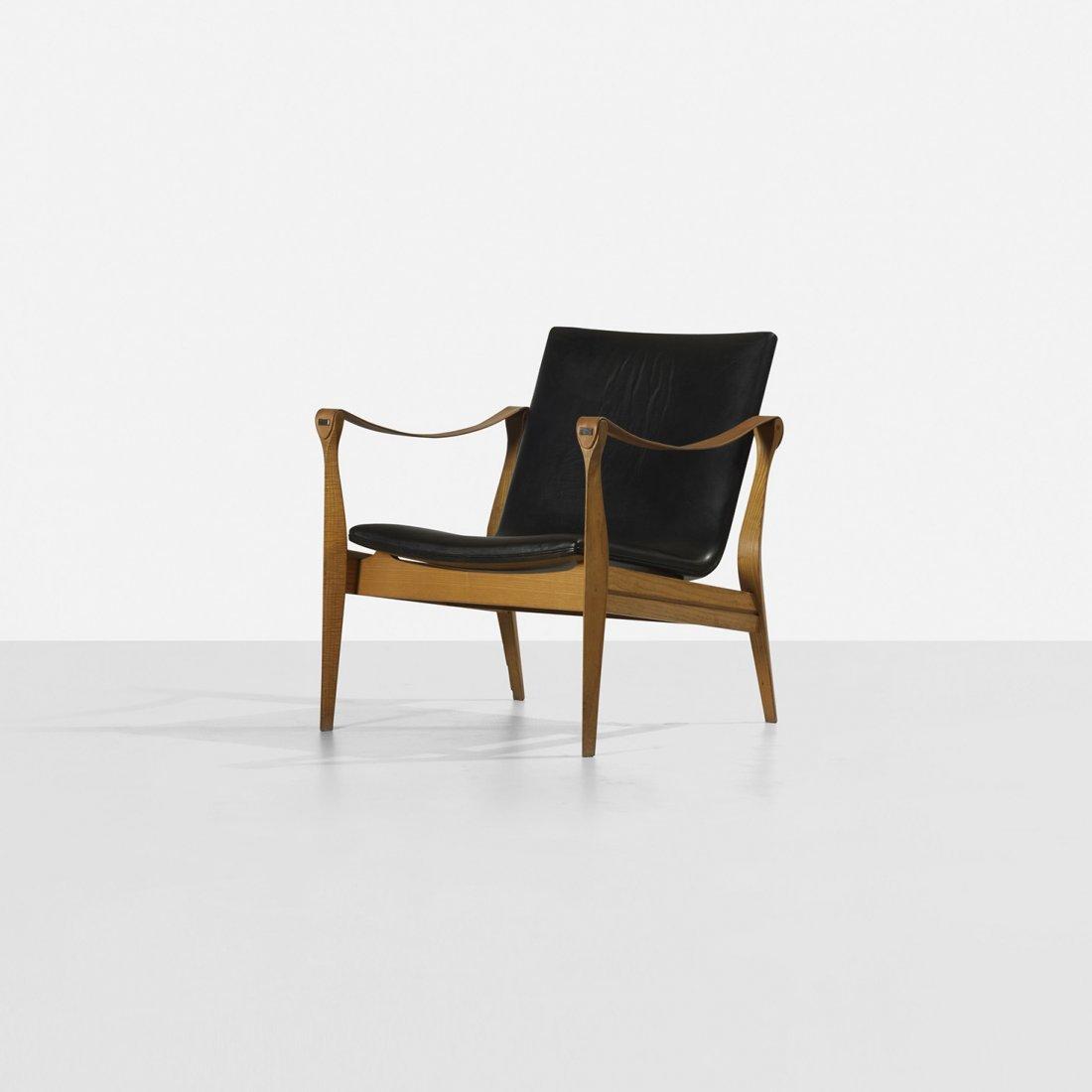 241: Karen and Ebbe Clemmensen lounge chair, model 4305