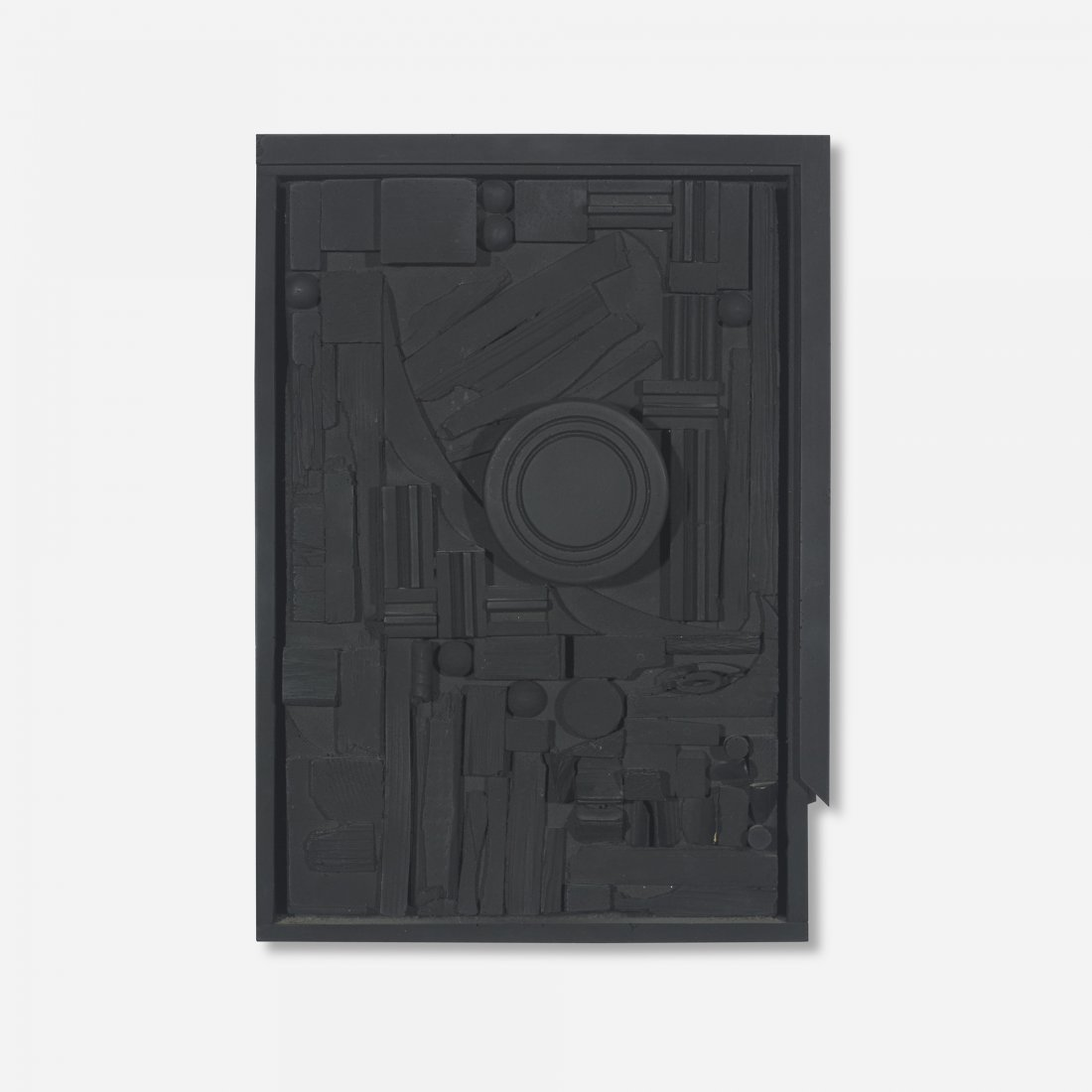 105: Louise Nevelson City-Sunscape