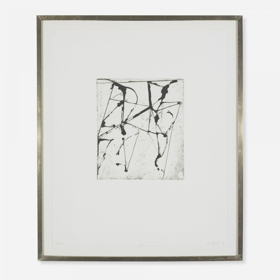 107: Brice Marden Etchings to Rexroth
