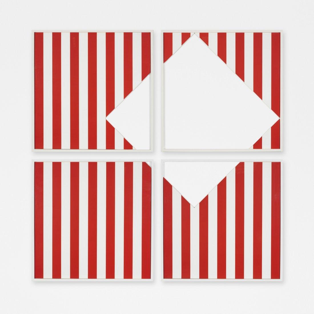 117: Daniel Buren The Missing Square