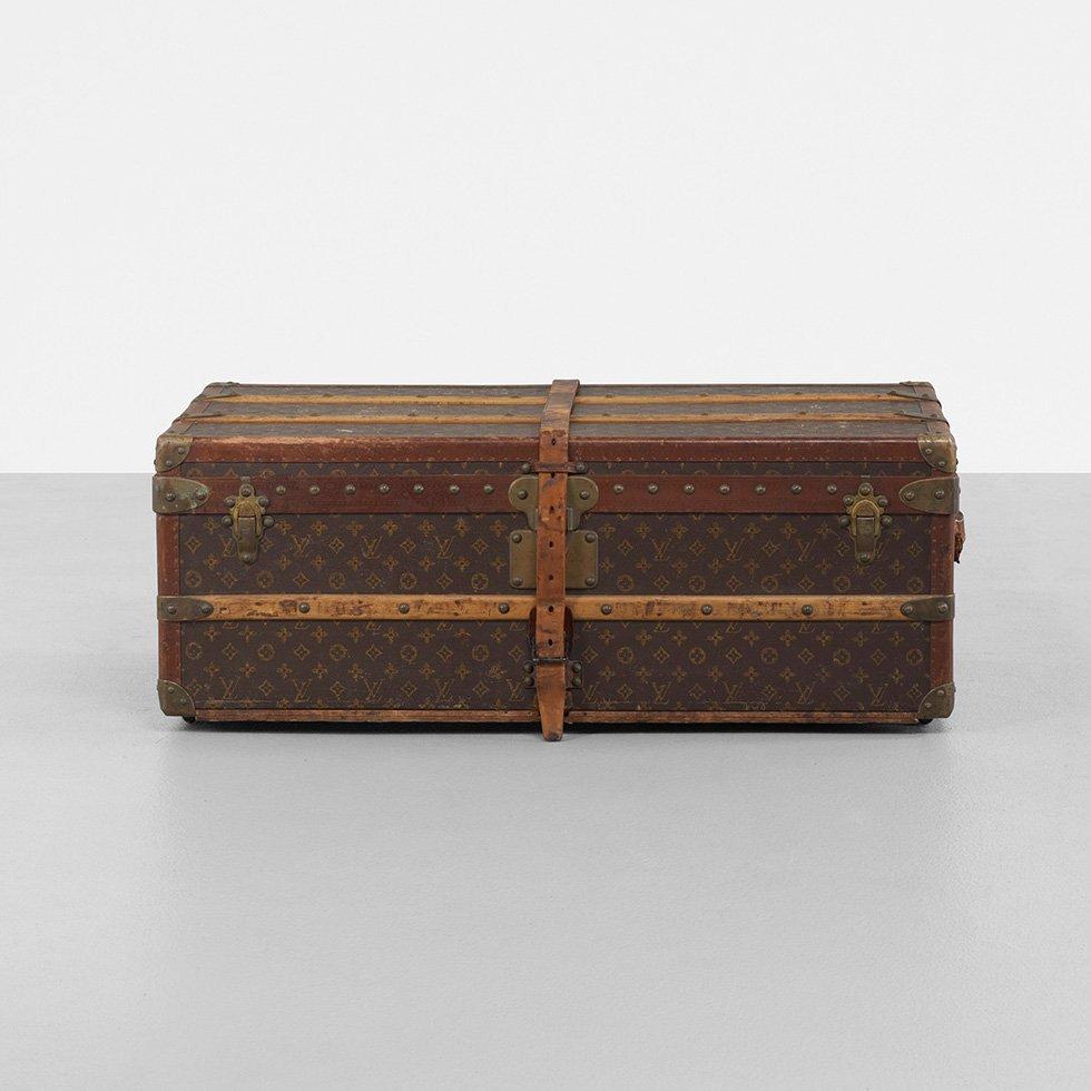 145: Louis Vuitton train case - 7