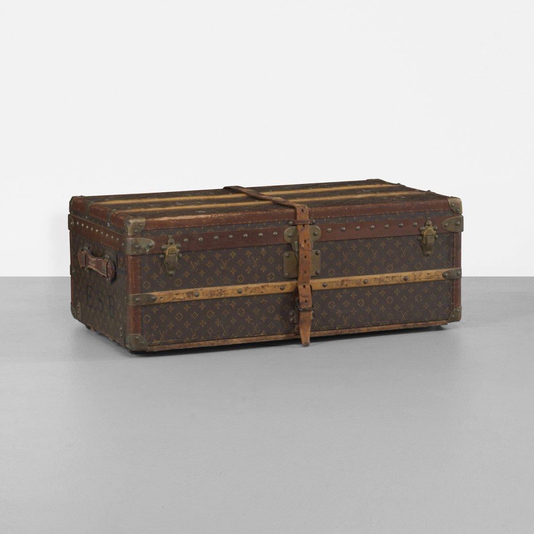 145: Louis Vuitton train case