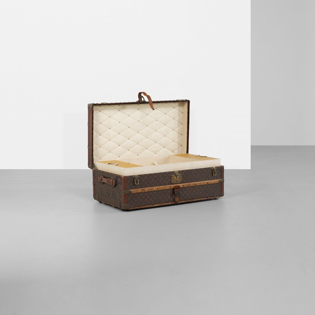 145: Louis Vuitton train case - 4