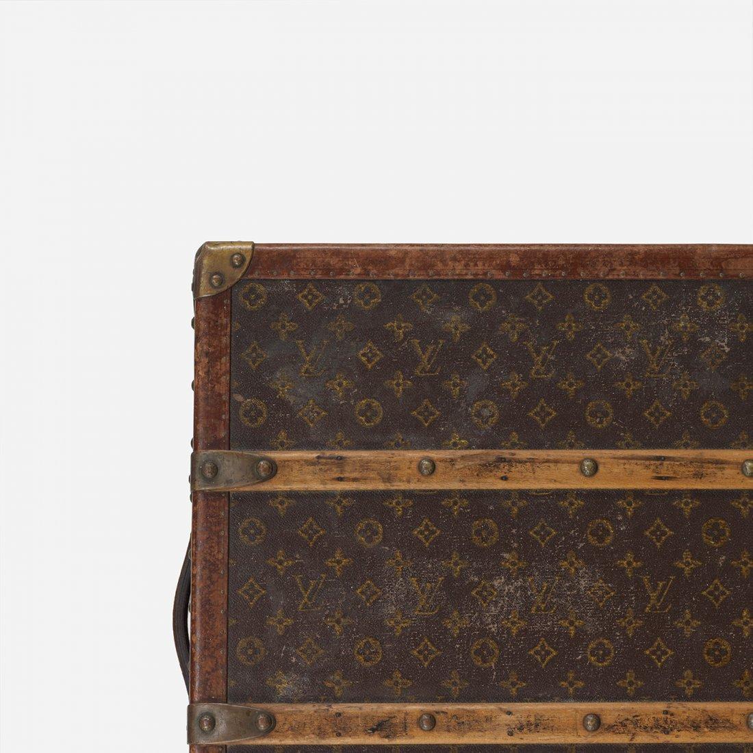 145: Louis Vuitton train case - 5