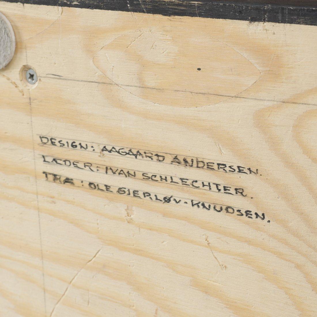 238: Gunnar Aagaard Andersen lounge chair - 5