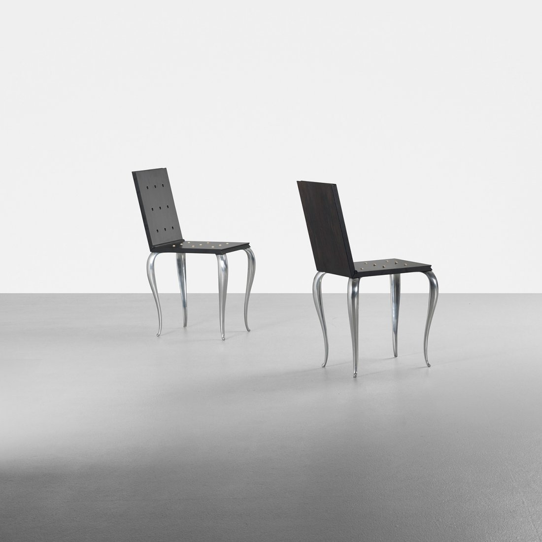 289: Philippe Starck Lola Mundo chairs, pair - 4