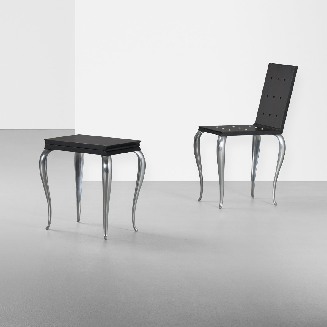 289: Philippe Starck Lola Mundo chairs, pair