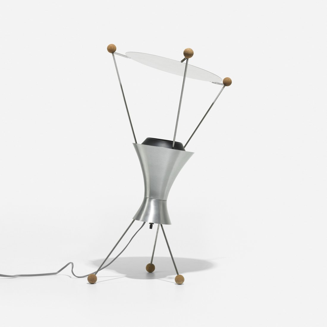 106: James Harvey Crate table lamp, model T-C-3