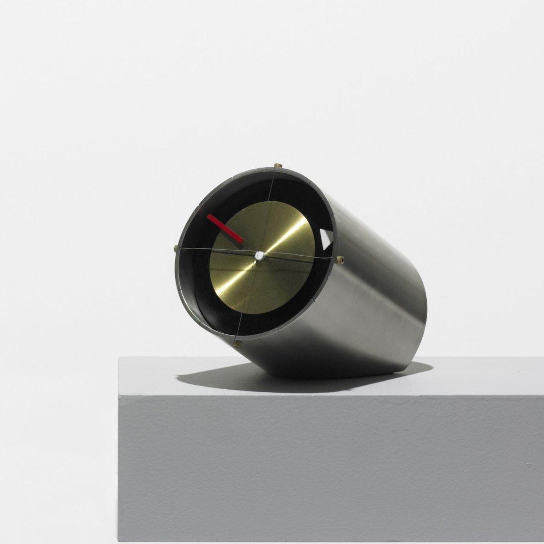 107: Nelson & Associates Clocknik table clock