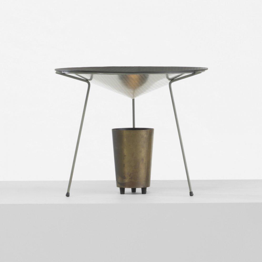 109: Joseph Burnett table lamp, model T-1-B