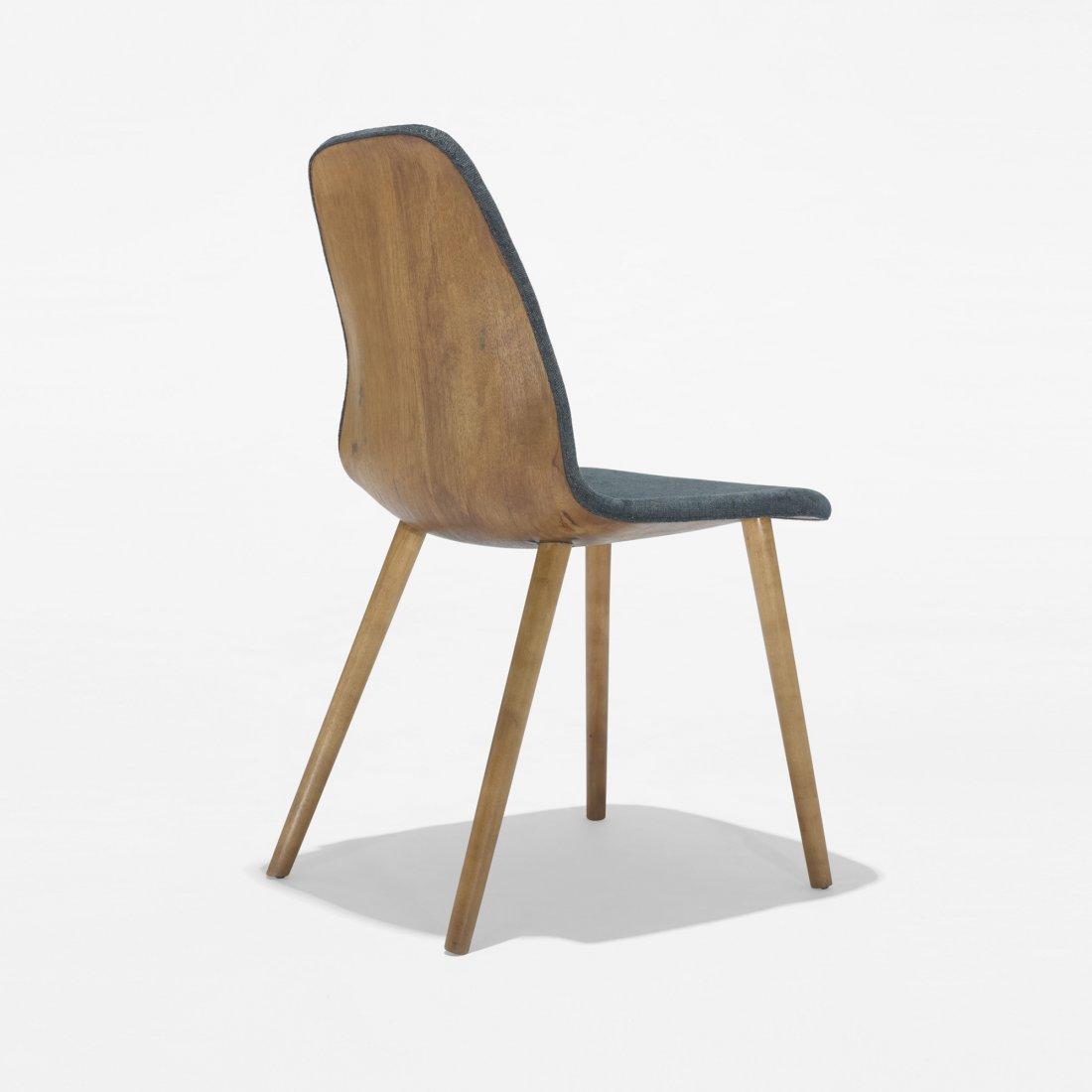 123: Eames and Saarinen chair