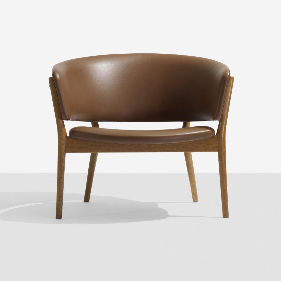 101: Nanna and Jørgen Ditzel lounge chair