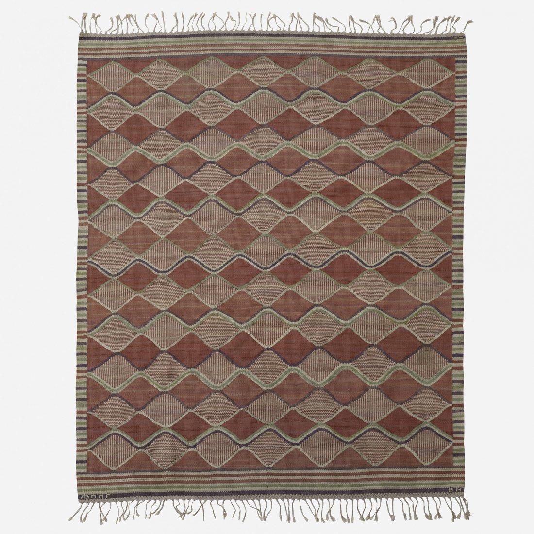 104: Barbro Nilsson Spättan carpet