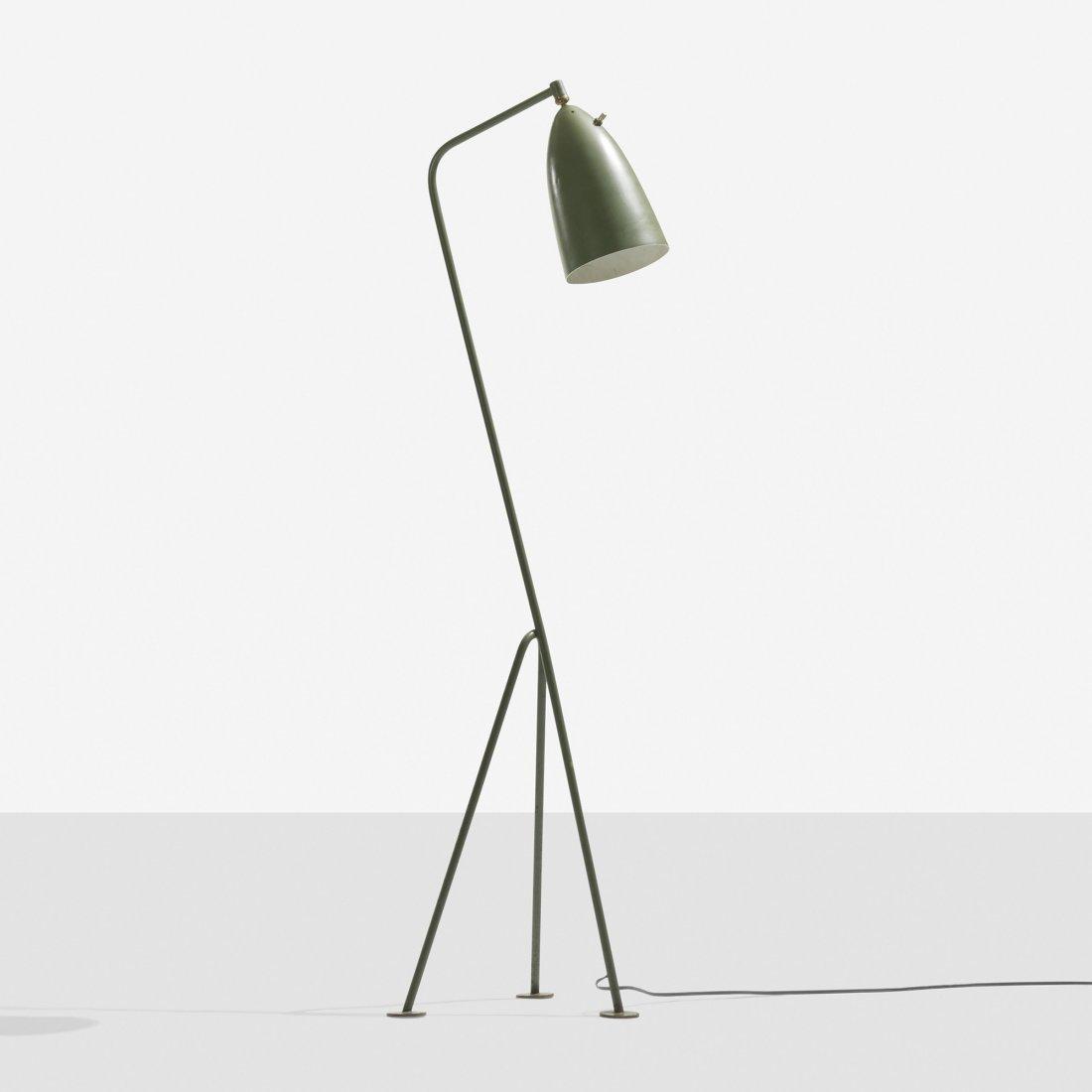 106: Greta  Magnusson Grossman Grasshopper floor lamp