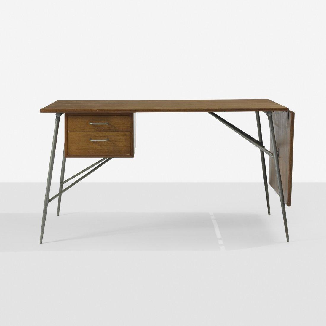 107: Børge Mogensen drop-leaf desk