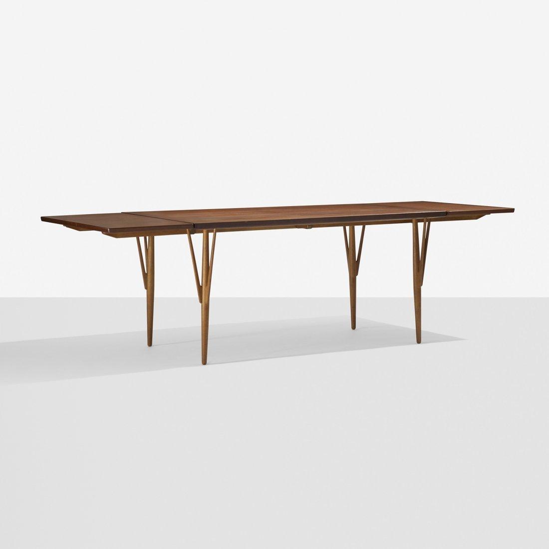 115: Hans Wegner rare dining table