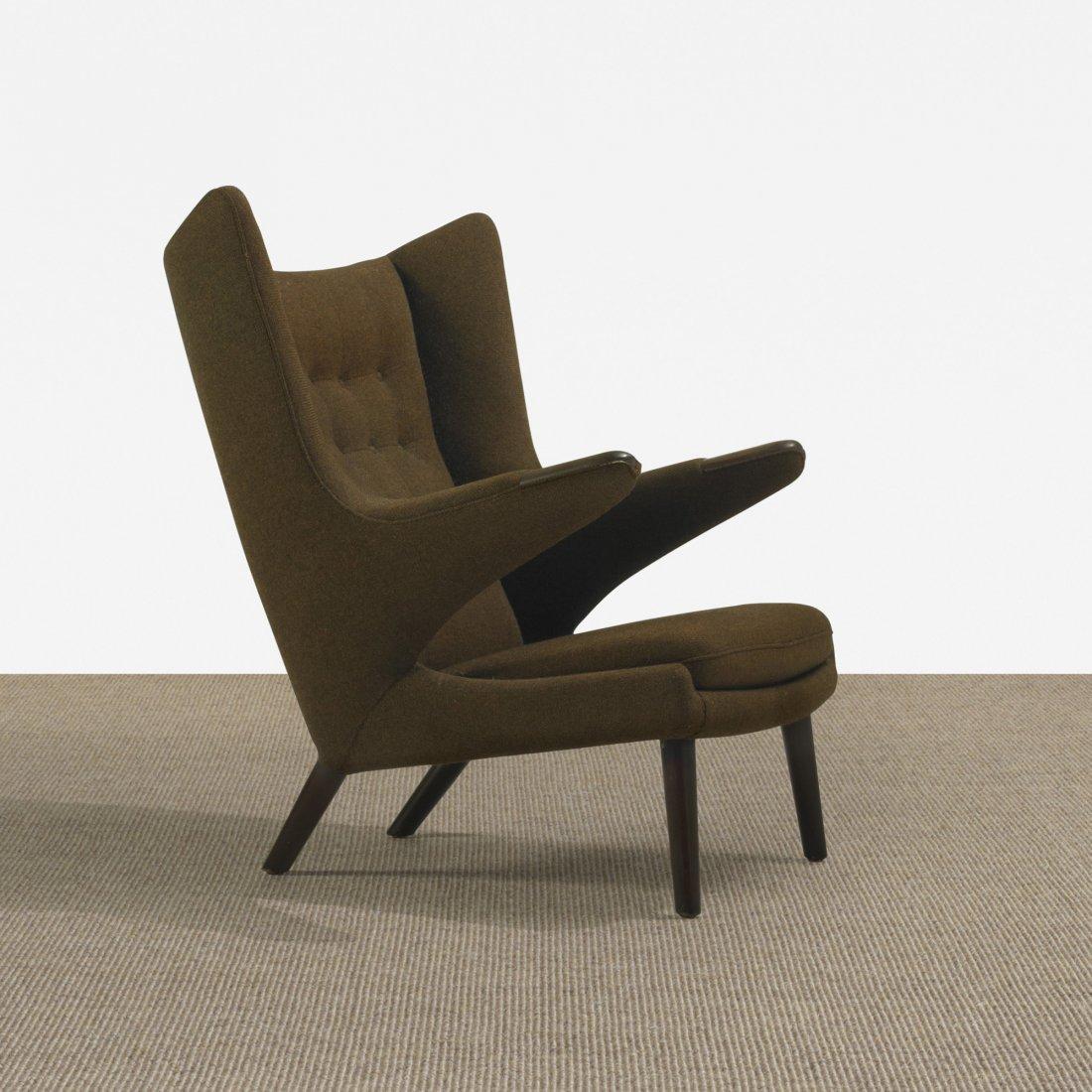 116: Hans Wegner Papa Bear chair