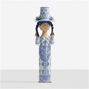 249: Bjørn Wiinblad monumental ceramic