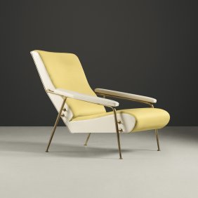 111: Gio Ponti Distex lounge chair, model 807