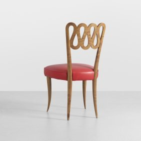 Gio Ponti Rare And Early Chair