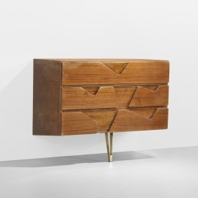 120: Gio Ponti wall-mounted cabinet
