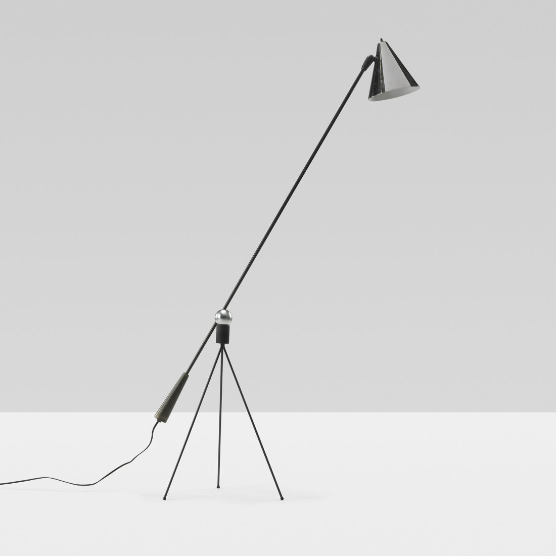 205: Gilbert Watrous floor lamp