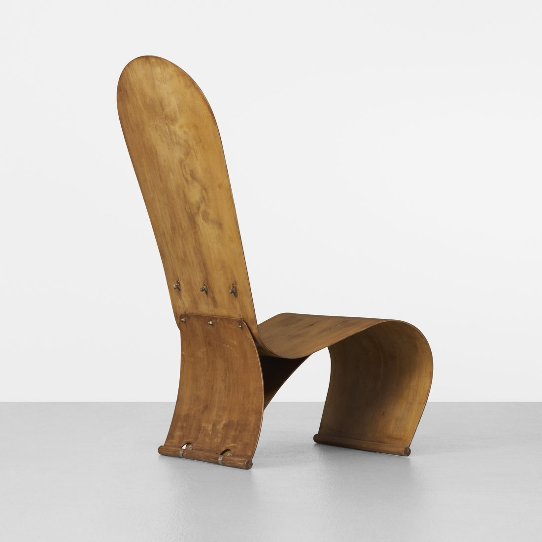 206: H.V. Thaden Plywood chair