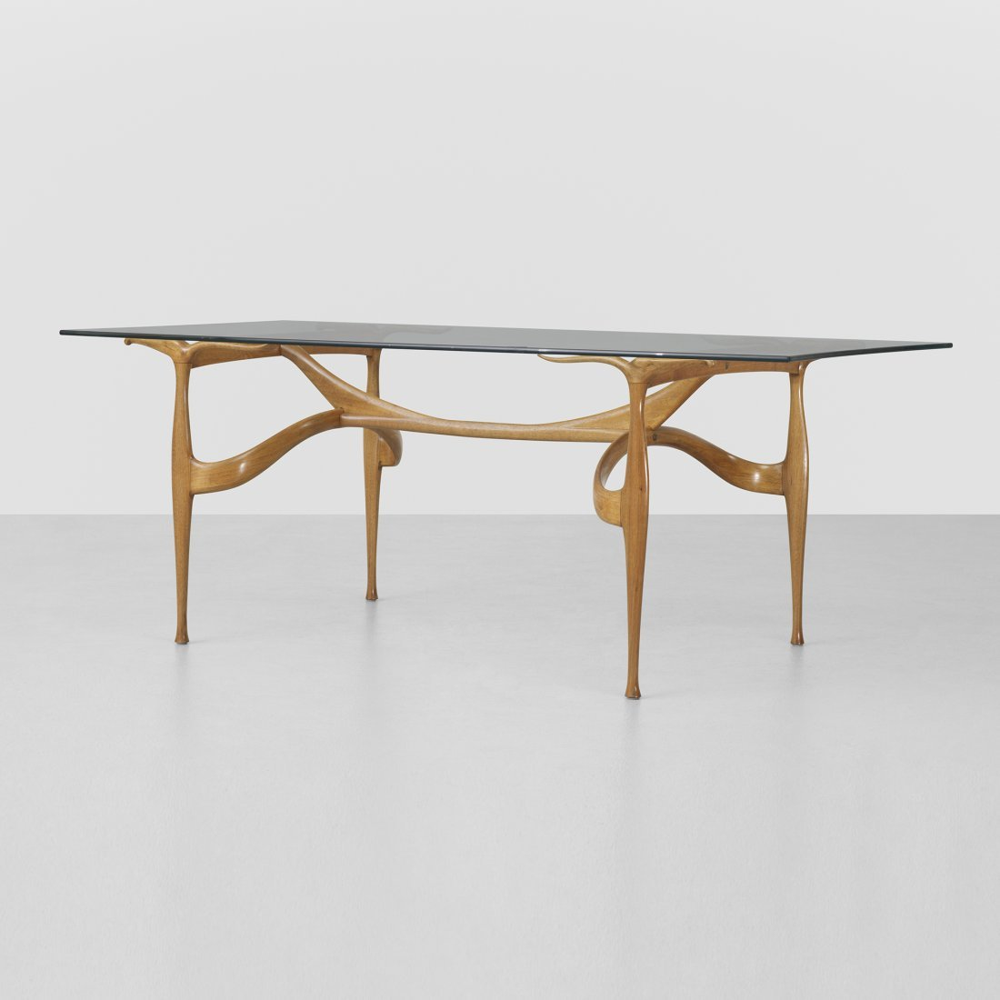 210: Dan Johnson Gazelle dining table