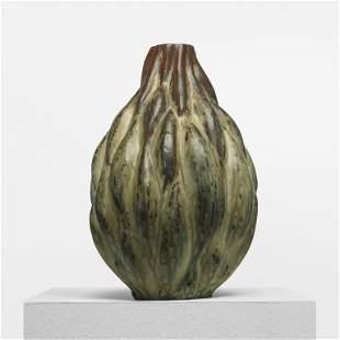 224: Axel Salto Budding Gourd vase