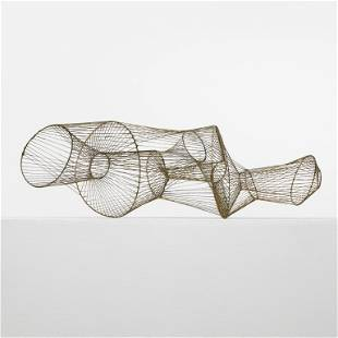 259: Harry Bertoia untitled (Wire form)