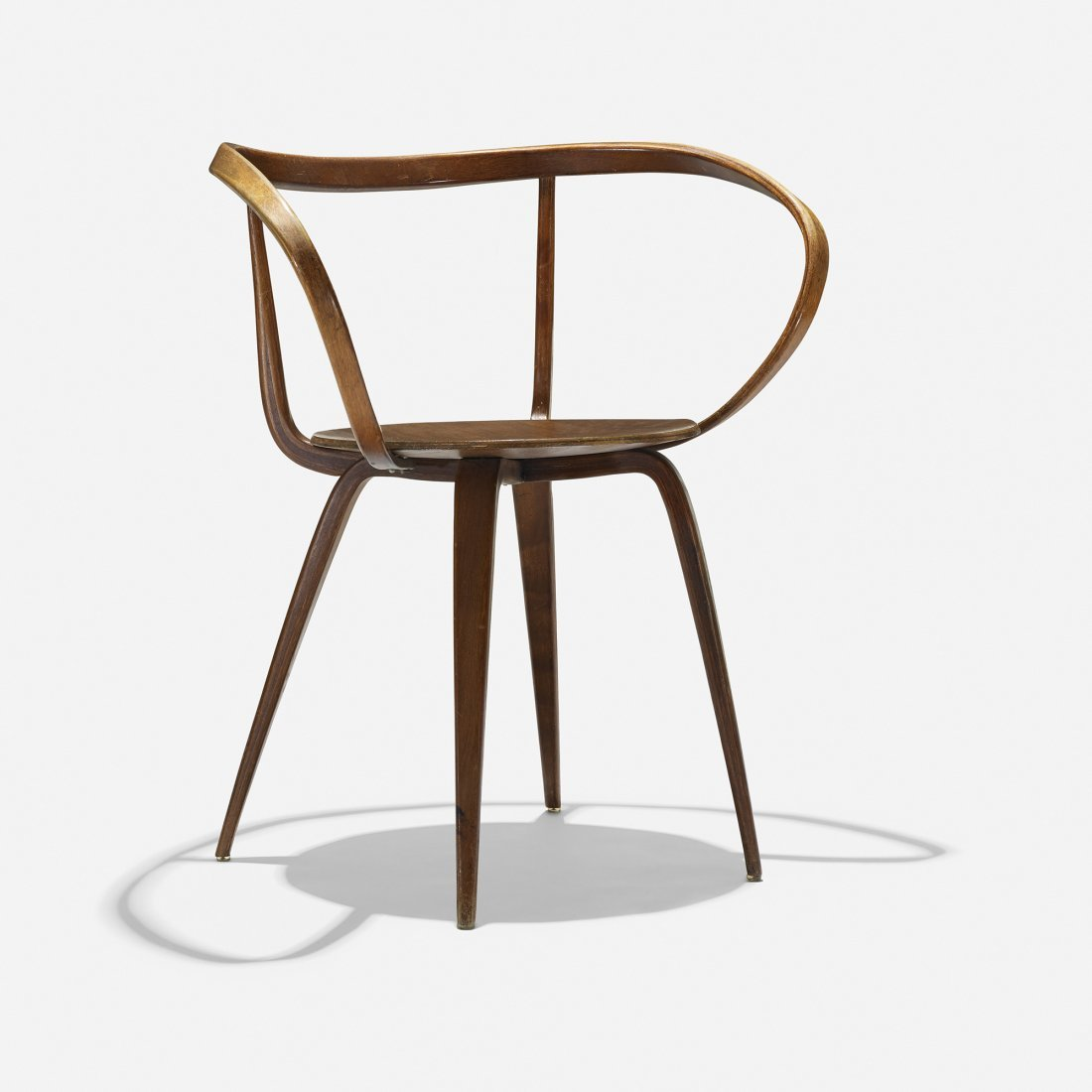 George Nelson & Associates Pretzel chair