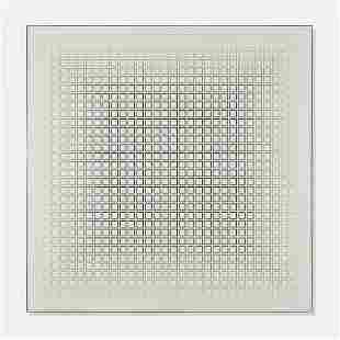 Julian Stanczak Frigit Light
