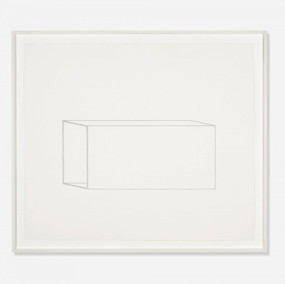 Donald Judd Untitled (108)