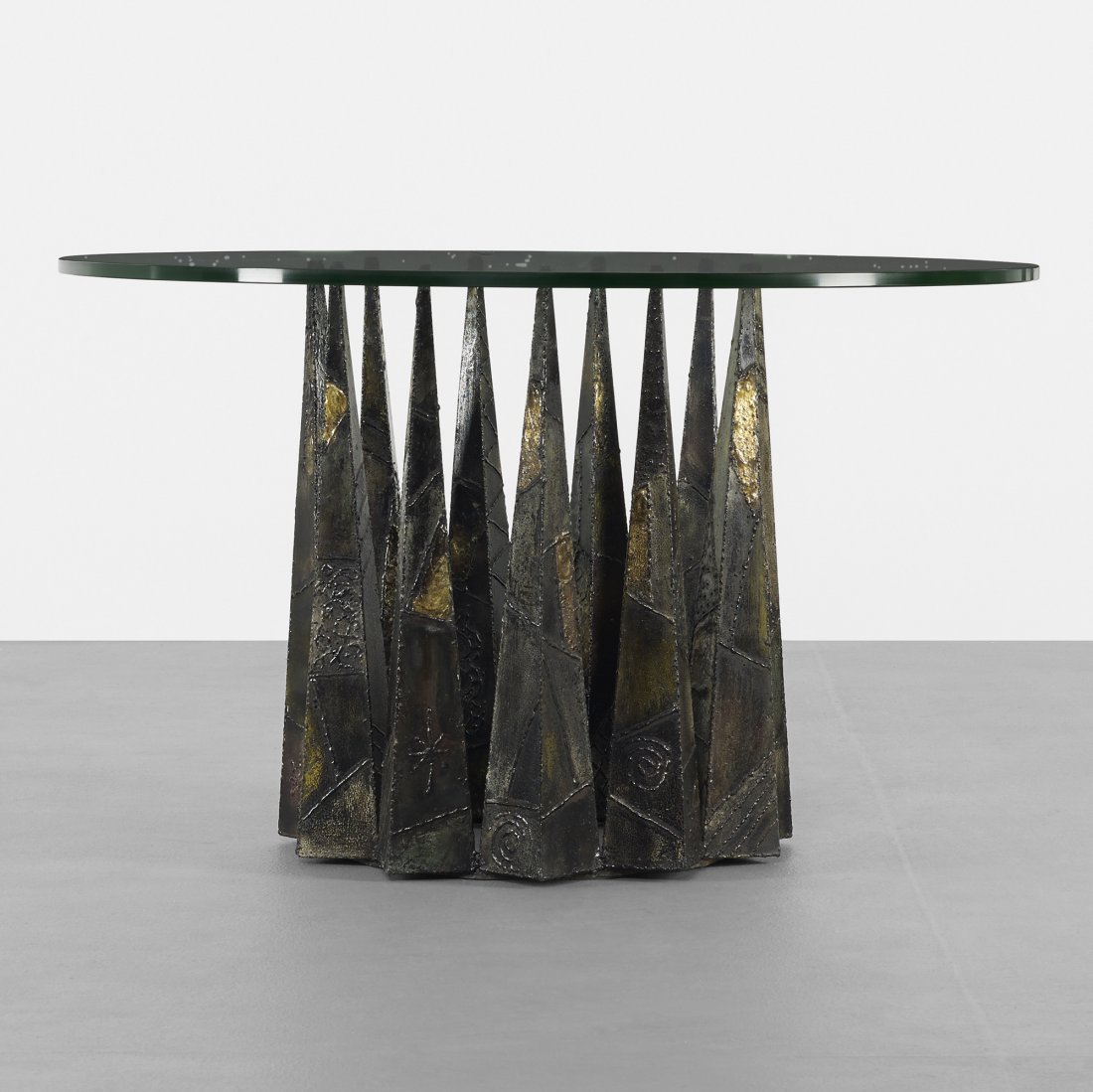 Paul Evans dining table, model PE 46