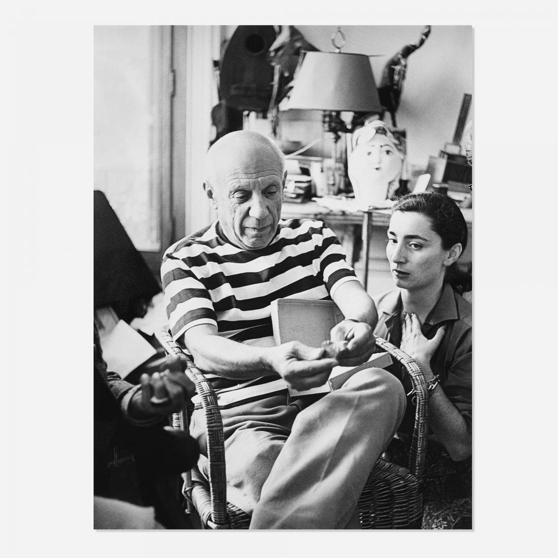 Andre Villers Picasso and Jacqueline, No. 30