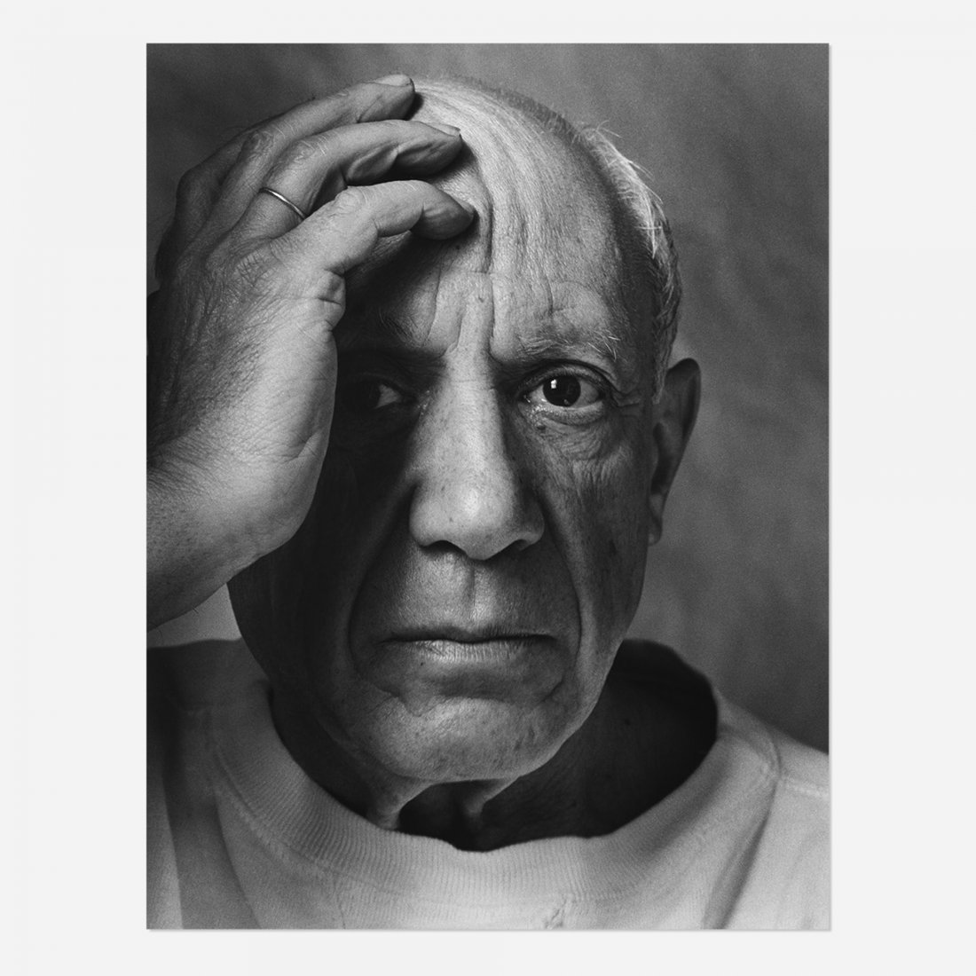 Arnold Newman Picasso
