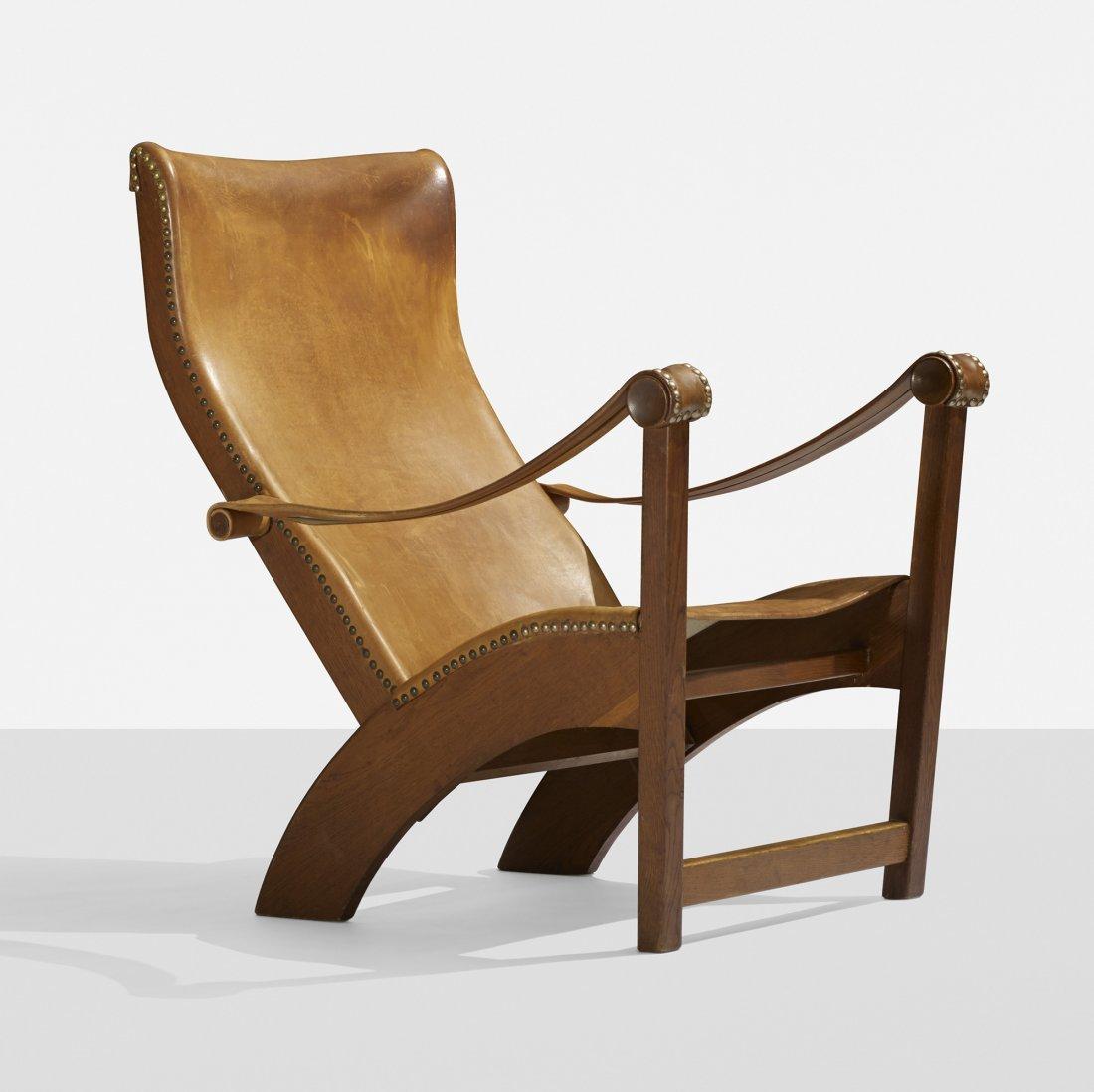 Mogens Voltelen Copenhagen chair