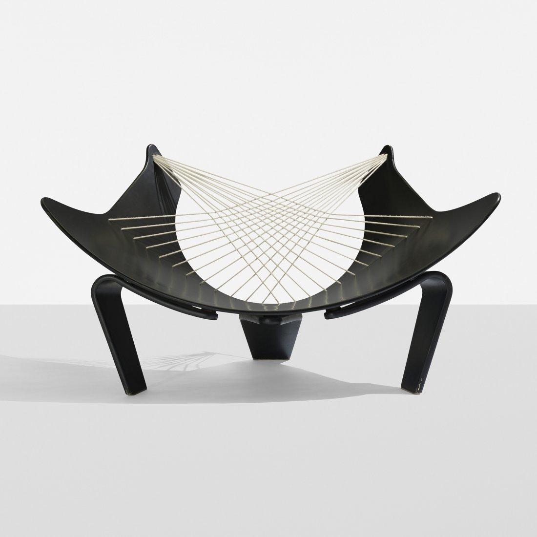 Peter Karpf lounge chair