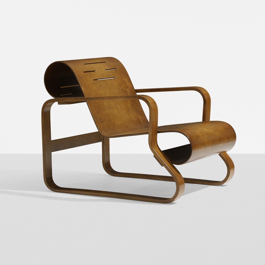 Alvar Aalto Paimio lounge chair