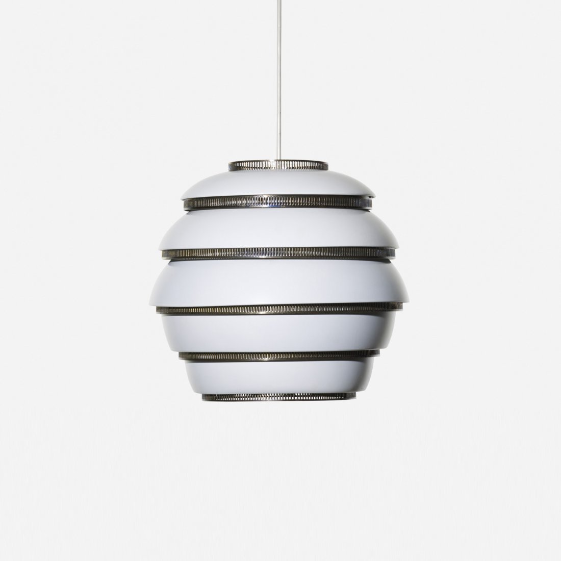 Alvar Aalto Beehive ceiling lamp, model A331