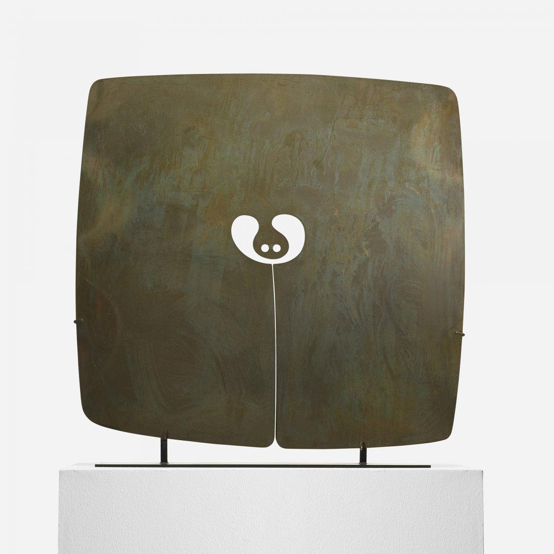 Harry Bertoia untitled (Gong)