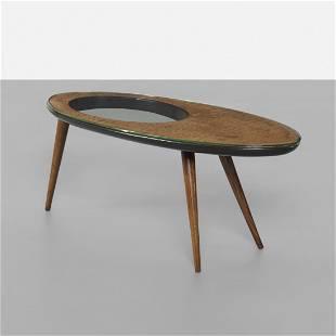 Gio Ponti rare coffee table