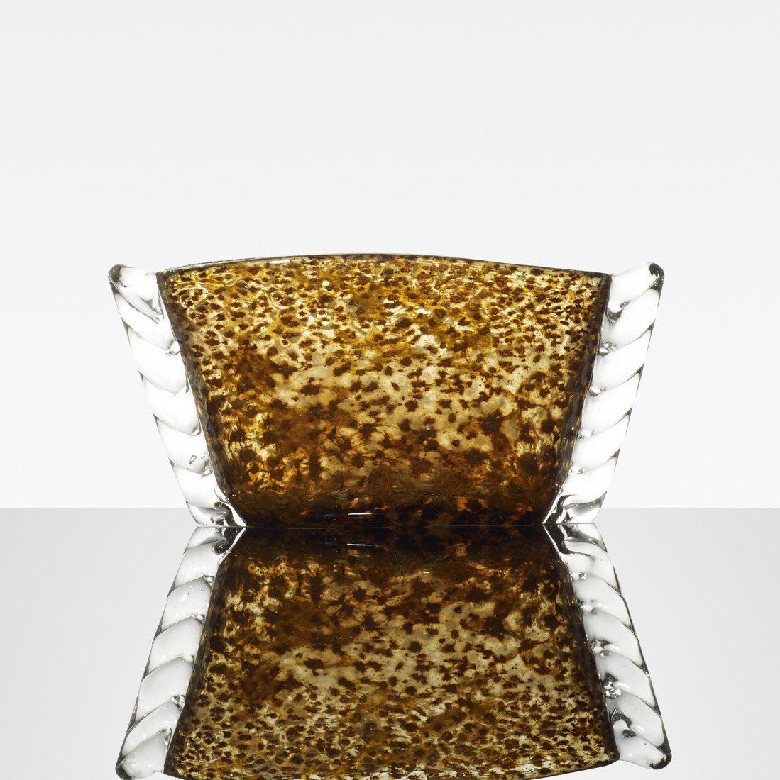 Ercole Barovier Autumno Gemmata vase