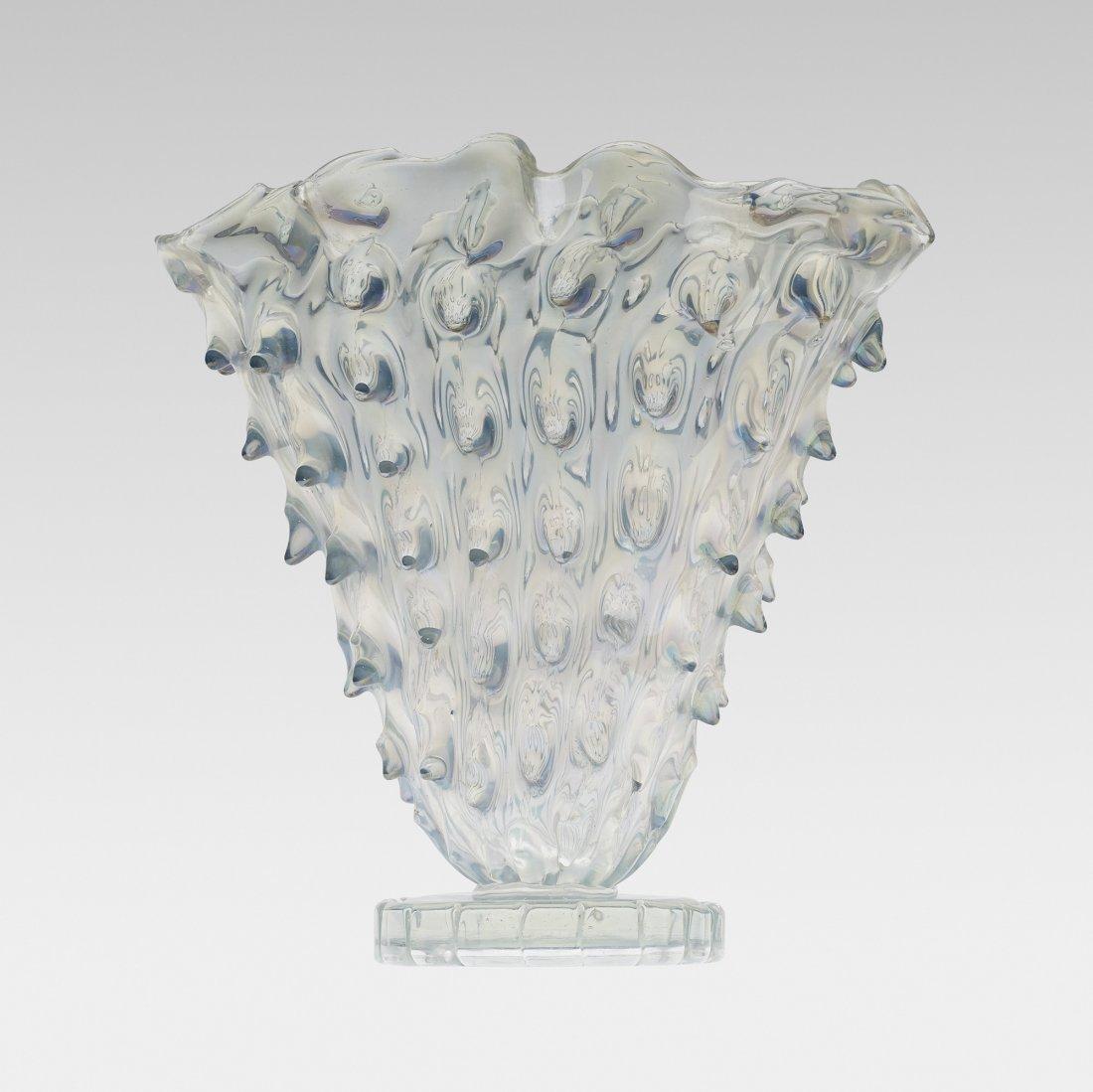 Ercole Barovier Medusa vase