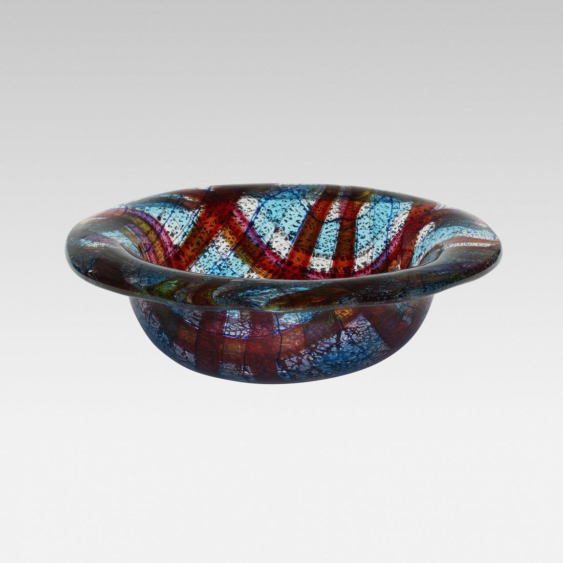 Ercole Barovier Oriente bowl