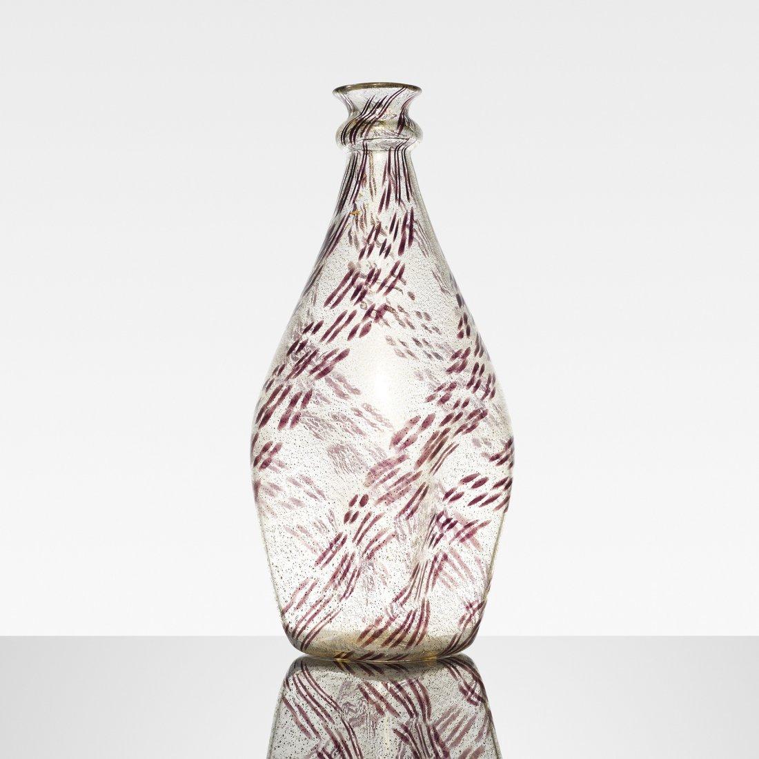 Ercole Barovier Bulinato vase