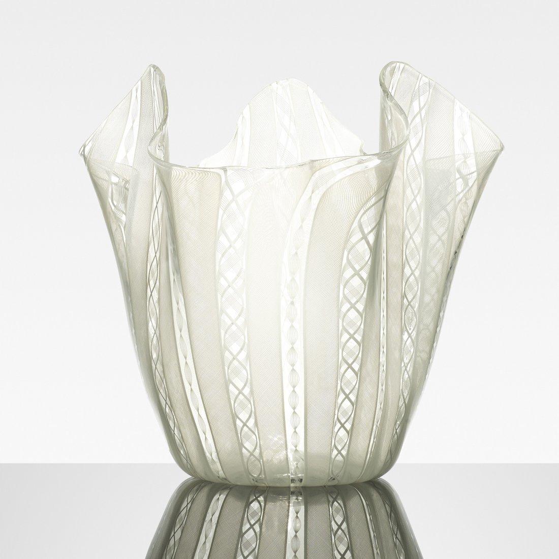 Fulvio Bianconi Fazzoletto vase