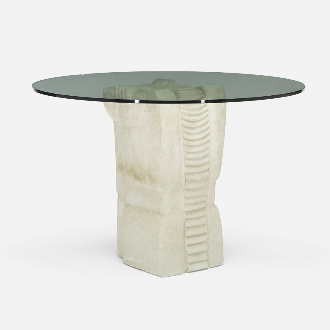 American sculptural table