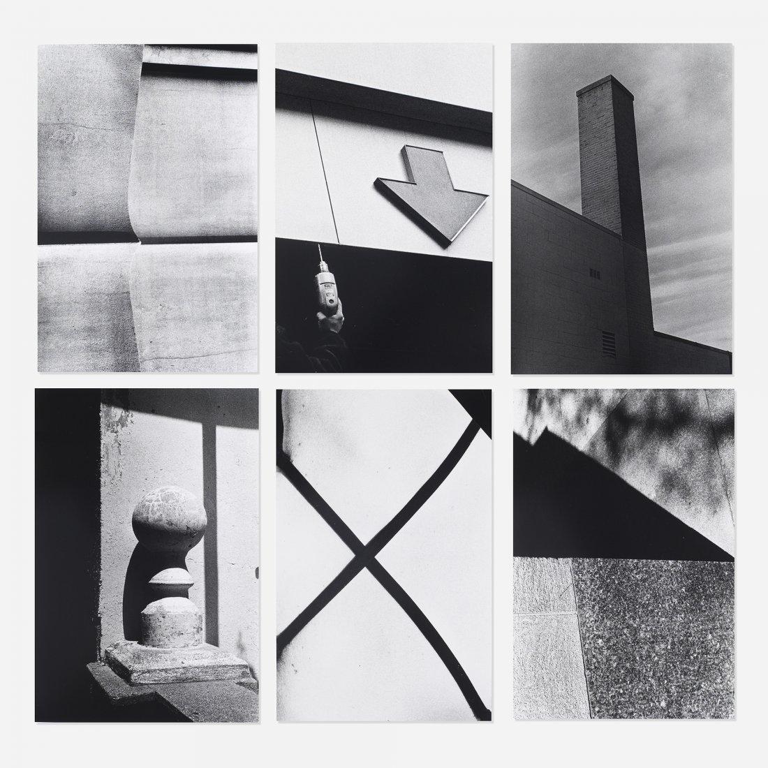 Ralph Gibson vintage photographs (six works)